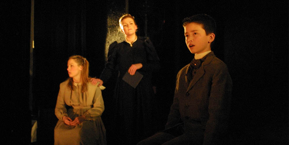 The Turn of The Screw | Production Archive | Opera Theatre